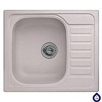 Мойка кухонная гранитная Minola MPG 1145-58 Базальт