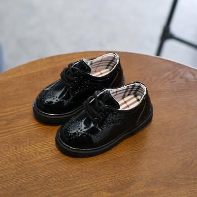 Туфли на шнурках с дырочками, фото 2
