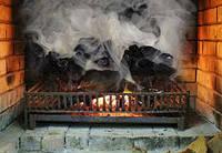 Чому димить камін та які причини задимлення камінної топки чи пічки?