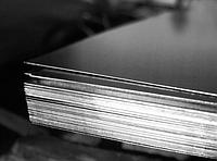 Лист Гладкий оцинкованный 1,25 м 0,45 мм