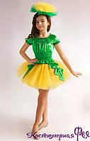 Одуванчик для девочки, карнавальный костюм (арт. №44/10)