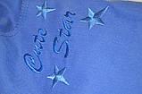 Джинсы для девочки, SmileTime Сute Star, синие, фото 4