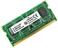 SODIMM DDR2 1GB планка пам'яті для ноутбука, універсальна PC2-6400 KVR800D2N6/1G