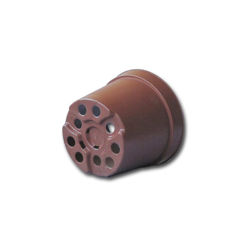 Горшок для рассады терракотовый 0.960 л Kloda 13 см Польша