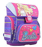 "Ранец ортопедический каркасный YES ""Barbie"" H-26, 554567, фото 1"