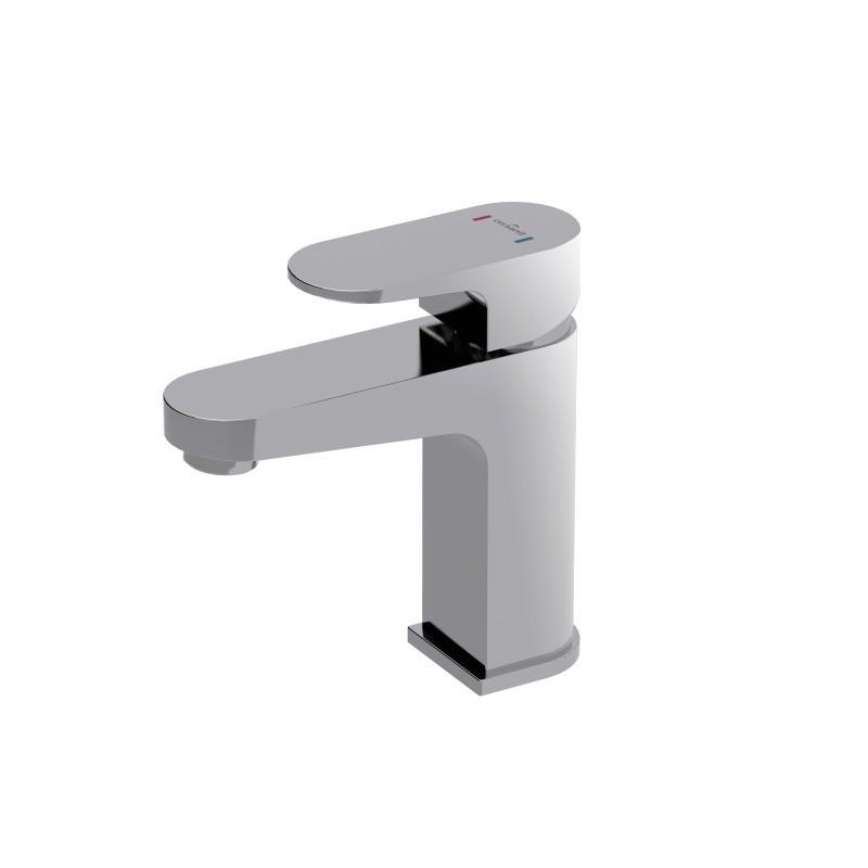 Смеситель для умывальника Cersanit  VIGO с донным клапаном click-clack