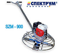 Затирочная машина SZM-900L, бензин, Honda GX 160, 5,5 л.с.