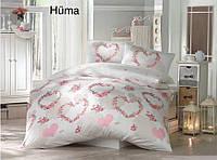 Постельное белье евро комплектAltinbasak (Турция), Huma  - евро