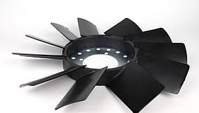 Крыльчатка вентилятора Ford Transit 2.5TDI 92- (черная)