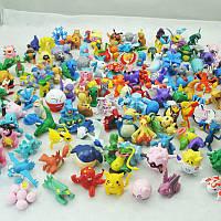 Игрушки Покемоны для покебол - покешаров (фигурки Покемон Pokemon Go) коллекция, фото 1