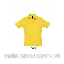 Рубашка поло мужская SOL'S SUMMER II-11342, фото 3