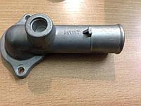 Патрубок термостата (металлический) Geely CK