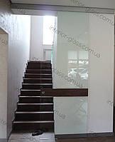 Раздвижные двери из стекла под заказ