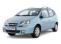 Стекло лобовое, заднее, боковое для Chevrolet Tacuma/Rezzo (Минивен) (2000-2008)
