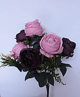 Искусственные цветы Роза бутон