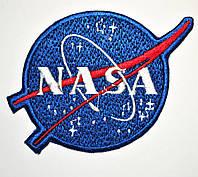 Нашивка патч лого NASA