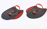 Лопатки для плавания гребные SPDO