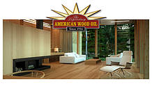 Тунговые масла для древесины, American Wood Oil