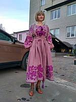 """Бохо платье с вышивкой """"Натали"""""""