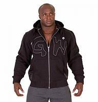 Куртка Gorilla wear Logo Hooded Jacket (Black)