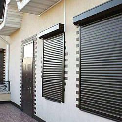 Рольставни для окон и дверей-45 мм