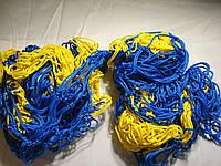 Сетки гасители для мини-футбольных ворот D 3,5мм., для гандбольных, фут-зальных ворот Стандарт
