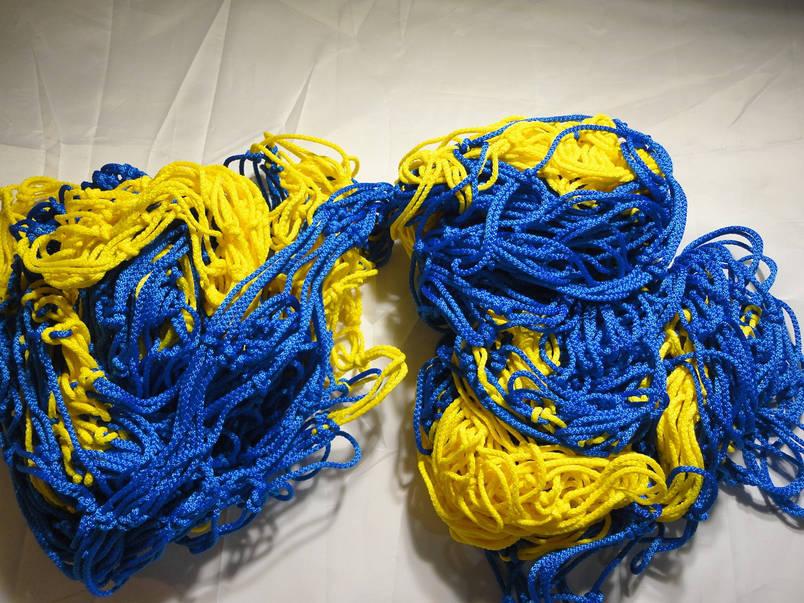 Сетки гасители для мини-футбольных ворот D 3,5мм., для гандбольных, фут-зальных ворот Стандарт, фото 2