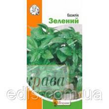 Базилік зелений, насіння 0,3 г, Яскрава