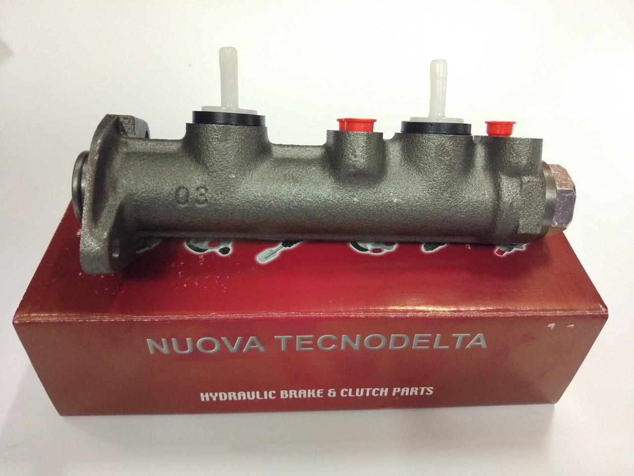 Цилиндр ВАЗ 2101-2107 ГГ TECNODELTA