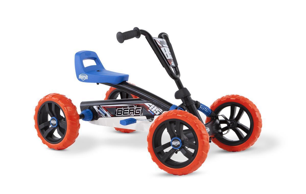 Веломобиль педальная машина Buzzy Nitro Berg 24300100. Веломобиль детский