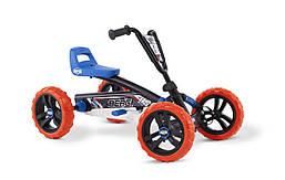 Веломобиль педальная машина Buzzy Nitro Berg 24.30.01.00. Веломобиль детский