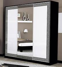 Шкафы-купе от спальных гарнитуров