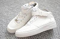 Женские кроссовки Nike Air Force White 36-41 качество