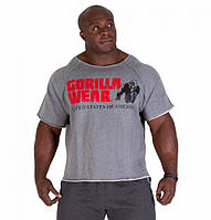 Футболка Gorilla wear Classic Work Out Top (Gray)