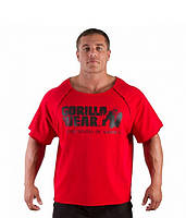 Футболка Gorilla wear Classic Work Out Top (Red)