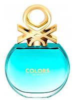 Женская туалетная вода Benetton Colors De Benetton Blue (тестер без крышечки) 80мл оригинал
