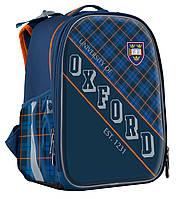 "Ранец ортопедический каркасный YES ""Oxford"" H-25, 555370"
