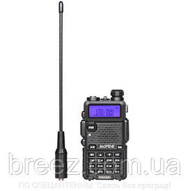 Цифровая рация Baofeng DM-5R 136-174 МГц/400-520 МГц 2000mAh 5Вт комплект