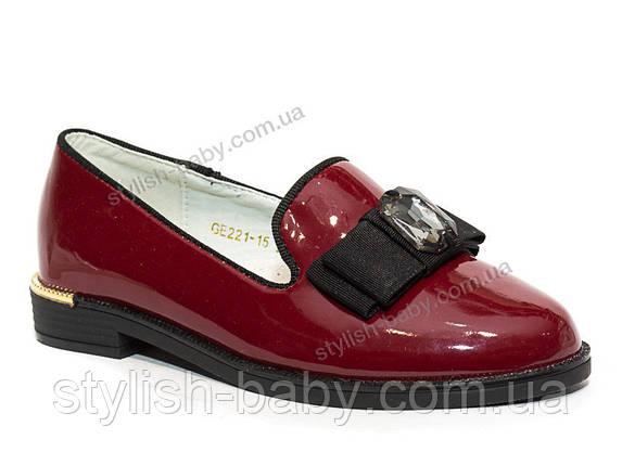 Детская обувь оптом. Детские туфли бренда Леопард для девочек (рр. с 27 по 32), фото 2