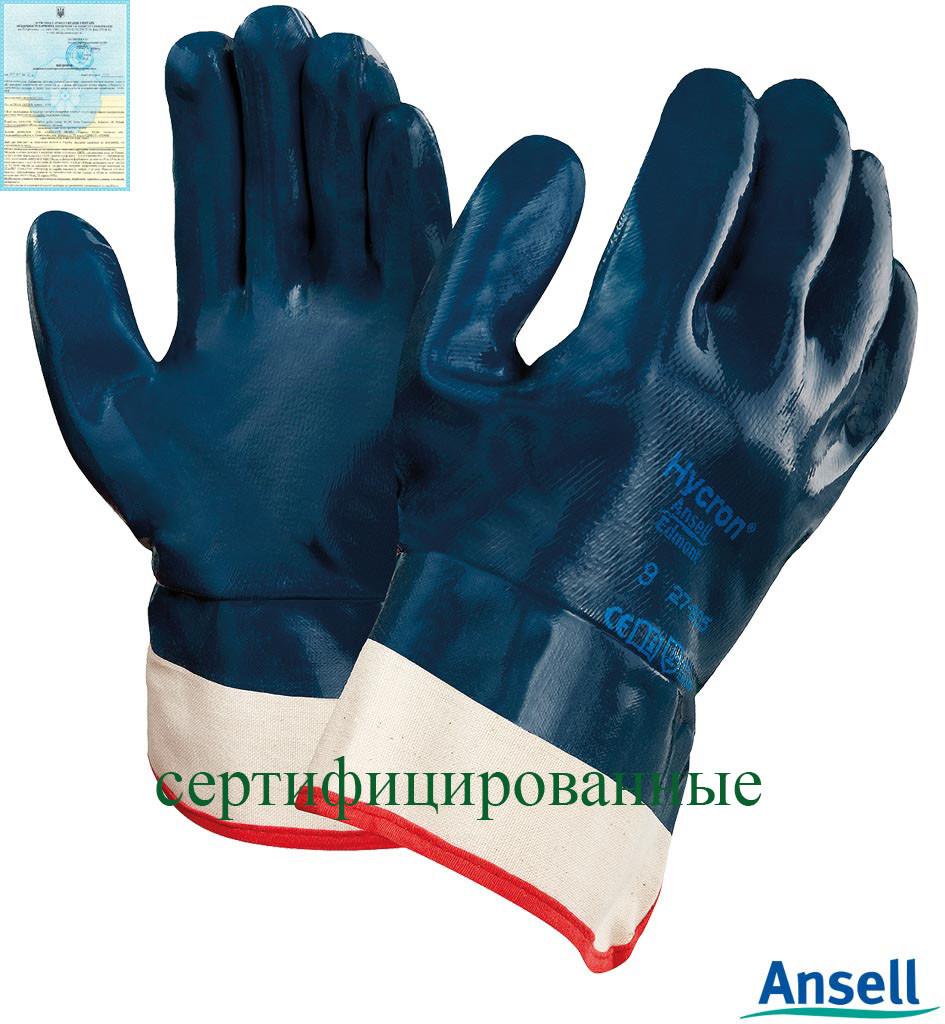 Антистатичні захисні рукавички Hycron® 27-805 RAHYCRON27-805 G