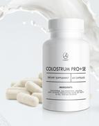 Диетическая добавка, поднимает иммунитет - COLOSTRUM PRO+SE, 60 capsules