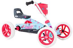 Велокарт машина на педалях Buzzy Bloom Berg 24300200. Веломобиль детский