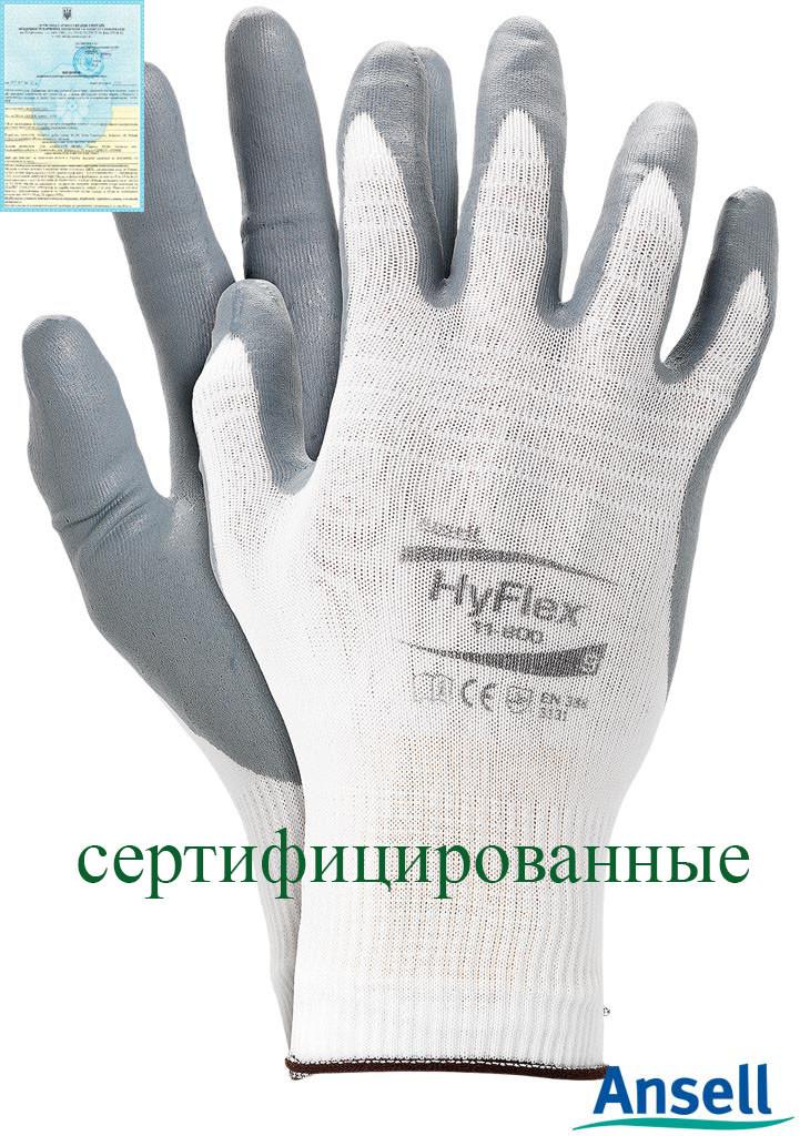 Захисні рукавички RAHYFLEX11-800 WS
