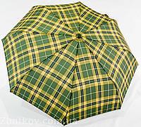 """Облегченный механический зонтик """"Burberry"""" с качественным каркасом от фирмы """"Feeling Rain"""""""