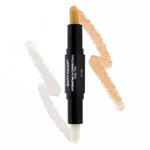 Увлажнение + праймер-корректор City Color Hydrating & Correcting Lip Pen 01 Ivory