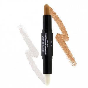 Увлажнение + праймер-корректор City Color Hydrating & Correcting Lip Pen 02 Beige