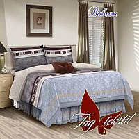 Комплект постельного белья Вивьен ТМ TAG 1,5 спальный