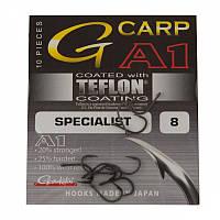 Крючок Gamakatsu G-Carp A-1 D-Rig MB T/C №8