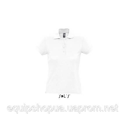 Рубашка поло SOL'S PASSION-11338 Белый, M, фото 2