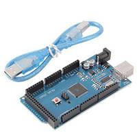 Микроконтроллер модуль Arduino Mega 2560 Rev3. Хорошее качество. Доступная цена. Дешево. Код: КГ3591